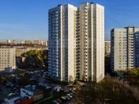 Головинский район, улица Фестивальная, дом 48 к.2. многоквартирный дом