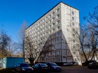 Головинский район, улица Фестивальная, дом 52 к.1. многоквартирный дом