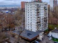 Западное Дегунино район, улица Ангарская, дом 1 к.2. многоквартирный дом