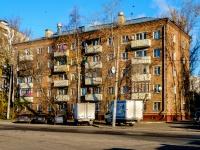Западное Дегунино район, улица Ангарская, дом 2 к.1. многоквартирный дом