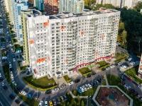Западное Дегунино район, улица Базовская, дом 15 к.1. многоквартирный дом