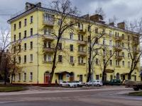 Западное Дегунино район, улица Талдомская, дом 1. многоквартирный дом