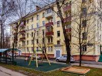 Москва, район Западное Дегунино, Талдомская ул, дом3