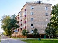 район Коптево, улица Большая Академическая, дом 18А. многоквартирный дом