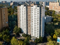 район Коптево, улица Большая Академическая, дом 22Б. многоквартирный дом