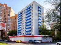 район Коптево, улица Большая Академическая, дом 24 к.1. многоквартирный дом
