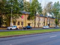 район Коптево, улица Зои и Александра Космодемьянских, дом 30/32 К1. офисное здание