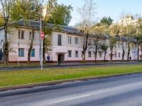 район Коптево, улица Зои и Александра Космодемьянских, дом 34 с.1. офисное здание