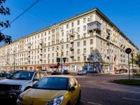 район Коптево, улица Зои и Александра Космодемьянских, дом 35. многоквартирный дом