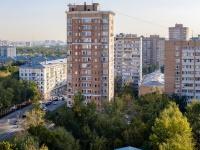 район Коптево, улица Зои и Александра Космодемьянских, дом 36. многоквартирный дом