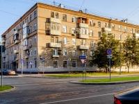район Коптево, улица Зои и Александра Космодемьянских, дом 37/2. многоквартирный дом