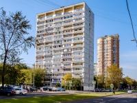 район Коптево, улица Зои и Александра Космодемьянских, дом 38. многоквартирный дом