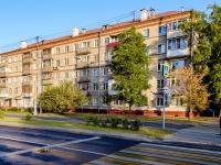 район Коптево, улица Зои и Александра Космодемьянских, дом 39. многоквартирный дом