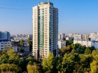 Moscow, , Klara Tsetkin st, house18Б к.1