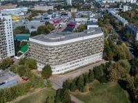 , st Koptevskaya, house 63. university
