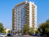 район Коптево, улица Коптевская, дом 63А. общежитие