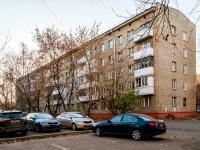 , st Koptevskaya, house 16 к.1. Apartment house