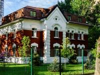 Коптево район, проезд Черепановых, дом 28. офисное здание