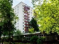 Коптево район, проезд Черепановых, дом 44. многоквартирный дом