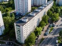 Коптево район, проезд Черепановых, дом 64 к.1. многоквартирный дом
