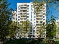 Коптево район, проезд Черепановых, дом 64 к.2. многоквартирный дом