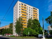 Коптево район, проезд Черепановых, дом 66. многоквартирный дом