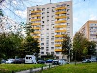 Коптево район, проезд Черепановых, дом 70. многоквартирный дом