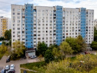 Коптево район, проезд Черепановых, дом 72 к.1. многоквартирный дом