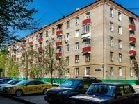 Коптево район, проезд 3-й Новомихалковский, дом 6. многоквартирный дом