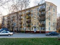 Коптево район, Коптевский бульвар, дом 3. многоквартирный дом