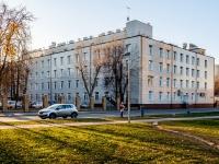 Коптево район, Коптевский бульвар, дом 5. родильный дом №27