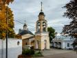 Культовые здания и сооружения Левобережного района