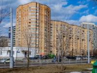 Левобережный район, улица Беломорская, дом 1. многоквартирный дом