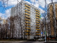 Левобережный район, улица Беломорская, дом 4. многоквартирный дом