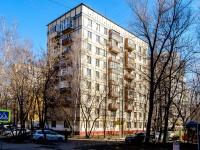 Левобережный район, улица Беломорская, дом 7 к.1. многоквартирный дом