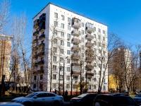 Левобережный район, улица Беломорская, дом 7 к.2. многоквартирный дом