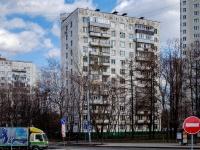 Левобережный район, улица Беломорская, дом 8. многоквартирный дом