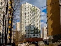 Левобережный район, улица Беломорская, дом 8 к.1. многоквартирный дом
