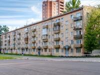 Левобережный район, улица Беломорская, дом 10 к.4. неиспользуемое здание
