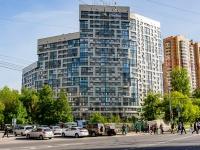 Левобережный район, улица Беломорская, дом 11 к.1. многоквартирный дом