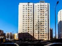 Левобережный район, улица Беломорская, дом 11 к.2. многоквартирный дом