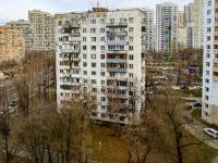 Левобережный район, улица Беломорская, дом 12. многоквартирный дом