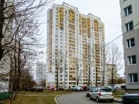 Левобережный район, улица Беломорская, дом 12 к.1. многоквартирный дом