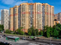 Левобережный район, улица Беломорская, дом 13 к.1. многоквартирный дом
