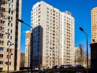 Левобережный район, улица Беломорская, дом 13 к.2. многоквартирный дом