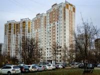 Левобережный район, улица Беломорская, дом 14 к.1. многоквартирный дом