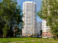 Левобережный район, улица Беломорская, дом 18А к.2. многоквартирный дом