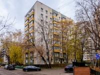 Левобережный район, улица Беломорская, дом 18 к.3. многоквартирный дом
