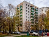 Левобережный район, улица Беломорская, дом 18 к.4. многоквартирный дом