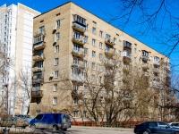 Левобережный район, проезд Валдайский, дом 7. многоквартирный дом